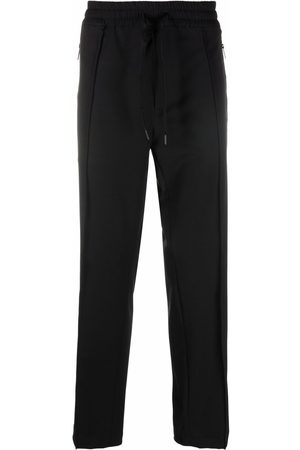 Versace Jeans Couture Hombre Chinos - Drawstring-waist trousers