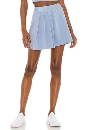 PUMA Falda asymmetric en color azul talla L en - Blue. Talla L (también en XS, S, M, XL).
