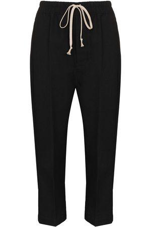 Rick Owens Mujer Pantalones y Leggings - RICK TRS ASTAIRES SLM LG W CNTRST DRWSTR