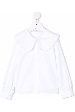 PHILOSOPHY DI LORENZO SERAFINI Niña Blusas - Button-down fitted blouse