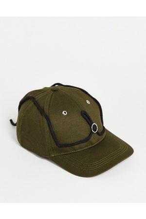 SVNX Cap with drawstring detail
