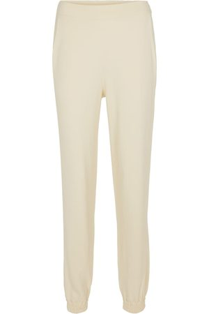ASCENO Mujer Pantalones y Leggings - Moscow straight stretch-crêpe pants