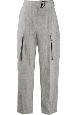 Brunello Cucinelli Mujer De vestir - Pantalones militares de vestir