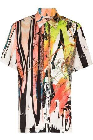 Christopher Kane Mujer Camisas - Mindscape cotton shirt