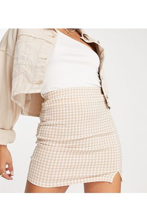 Miss Selfridge Gingham Mini Skirt