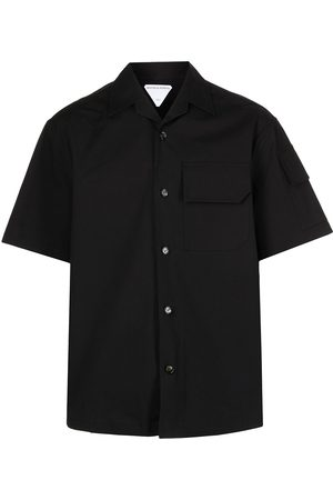 Bottega Veneta Hombre Camisas - Camisa con bolsillos