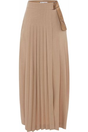 J.W.Anderson PLEATED SKIRT TROUSERS