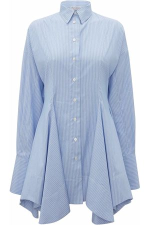 JW Anderson FITTED WAIST FLARED TUNIC