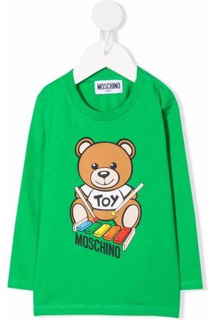 Moschino Playera con motivo Teddy Bear