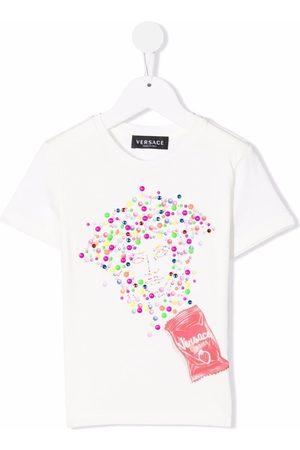 VERSACE Camiseta con motivo Medusa
