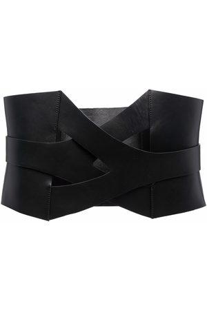 Manokhi Cinturón con cierre giratorio