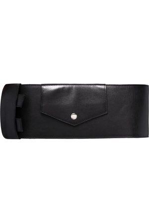 Manokhi Cinturón con cierre de hebilla