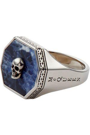 Alexander McQueen Skull signet ring