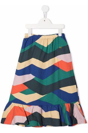 Bobo Choses Niña Faldas - Graphic-print maxi skirt