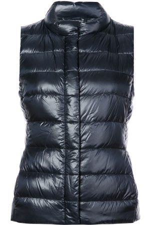 Herno Mujer Chalecos - Zip quilted gilet