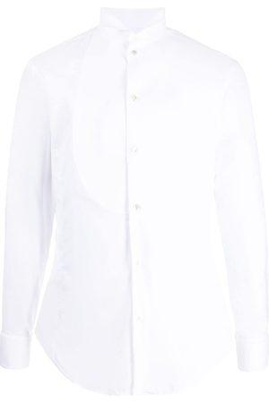 Giorgio Armani Long-sleeved cotton shirt