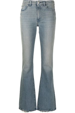 3x1 Mujer Acampanados - Jeans Farrah
