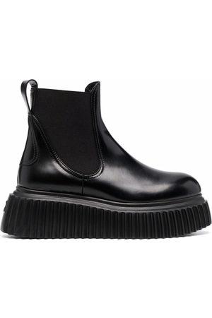 AGL ATTILIO GIUSTI LEOMBRUNI Malisa leather chelsea boots