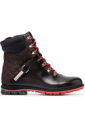 Rossignol 1907 Courchevel lace-up ankle boots