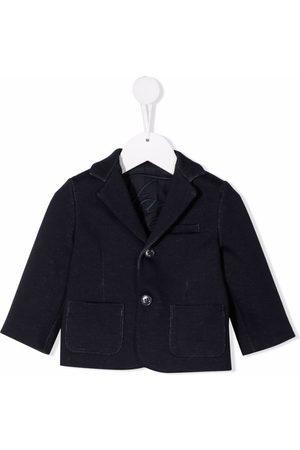 FAY KIDS Niño Sacos - Buttoned cotton blazer