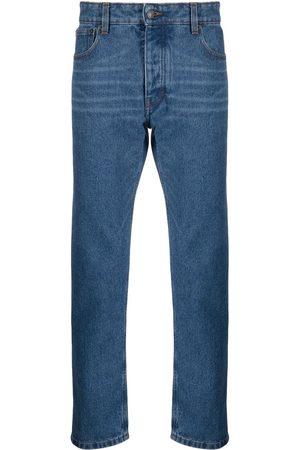 AMI Paris Jeans de corte recto
