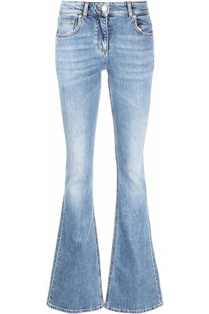 Blumarine Straight-leg denim jeans