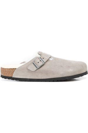 Birkenstock Hombre Sandalias - Boston shearling-lined sandals