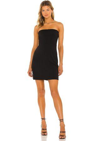 Susana Monaco Vestido en color talla L en - Black. Talla L (también en XS, S, M).