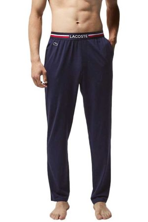 Lacoste Pijama Pantalones 3h3461 L Marine