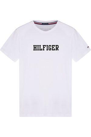 Tommy Hilfiger Camiseta Manga Corta Herren S White