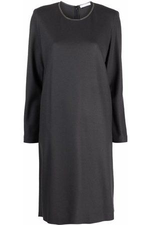 Fabiana Filippi Mujer Suéteres - Vestido estilo suéter