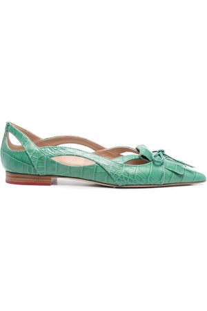 Scarosso Flats Spicy