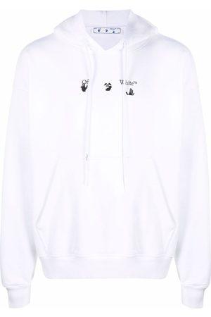OFF-WHITE Hombre Con capucha - Arrows motif hoodie