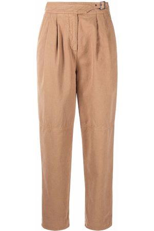 Etro Mujer Jeans - Casual tapered-leg jeans