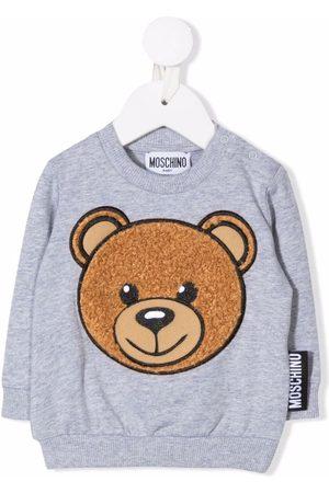 Moschino Sudaderas - Sudadera con motivo Teddy Bear