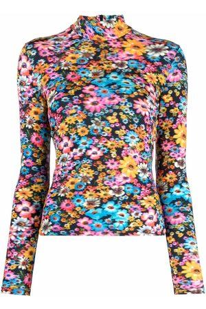 Stella McCartney Mujer Tops - Renata floral-print top