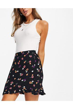 Miss Selfridge Mujer Minifaldas - Mini skirt in colourful ditsy