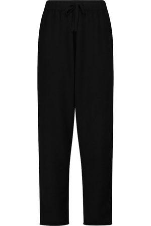 CO Cashmere-blend sweatpants