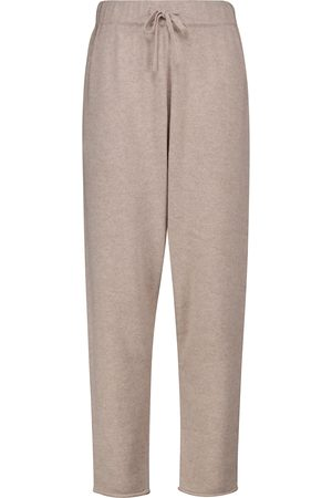 CO Mujer Joggers - Cashmere-blend sweatpants