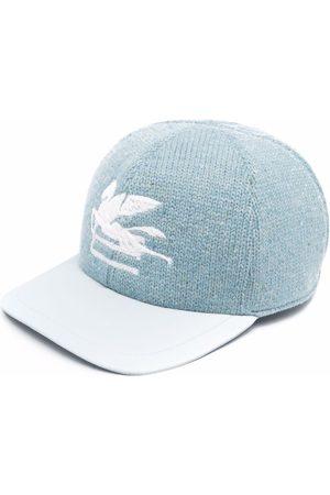 Etro Hombre Gorras - Pegaso-embroidered baseball cap