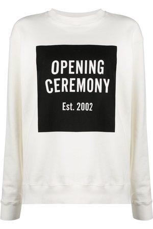 Opening Ceremony Sudadera con logo