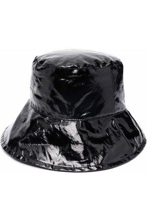 Isabel Marant Loiena high-shine bucket hat