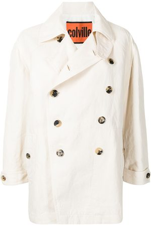 Colville Double-breasted tailored coat