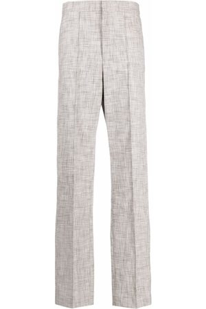 Isabel Marant Lirokia high-waisted tailored trousers