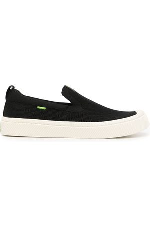 CARIUMA IBI bamboo-knit slip-on sneakers