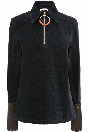 J.W.Anderson OVERSIZED CUFF RING PULLER TOP