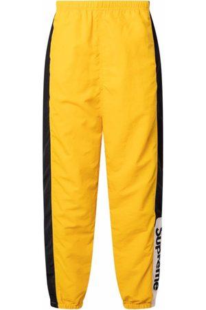 Supreme Pants con logo lateral
