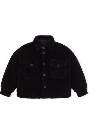 Dolce & Gabbana Abrigo con botones Teddy