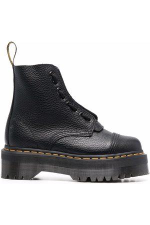 Dr. Martens Sinclair leather platform boots