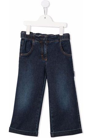 Il gufo Niña Jeans - Mid-rise wide-leg jeans